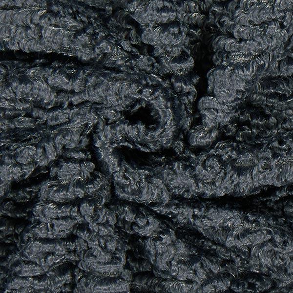 Fourrure synthétique agneau 2 – gris schiste
