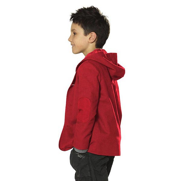 Softshell Uni – rouge vif