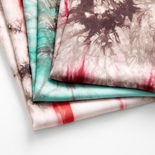 Tissu pour chemisier Viscose Motif Batik – baies/gris