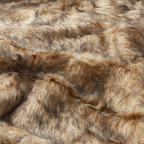 Fourrure synthétique Toffie – beige