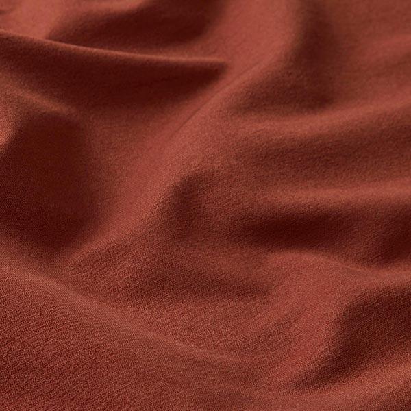 Stretch de pantalon très élastique uni – rouge rouille