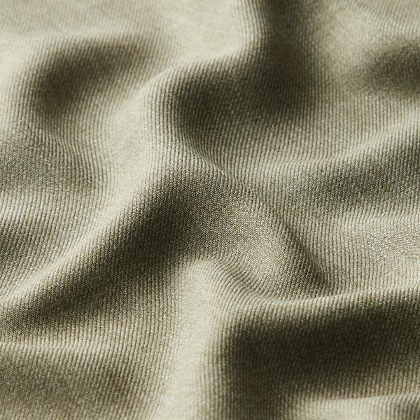 Tissu de chemisier viscose mélange – olive