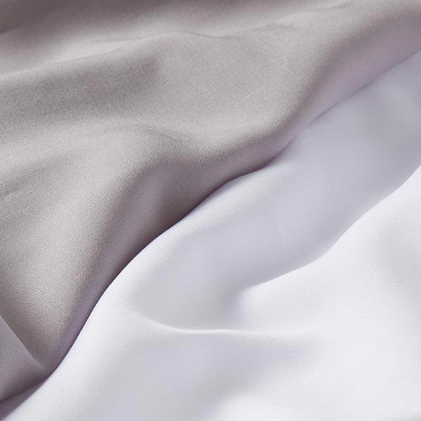 Tissu en viscose tissé Fabulous – blanc