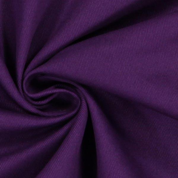 Tissu croisé en coton – lilas
