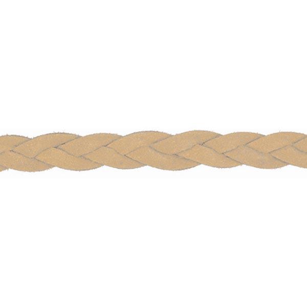 Cordon tressé [ Ø 10 mm ] – beige