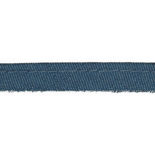 Passepoil jean [ 10 mm ] – bleu marine