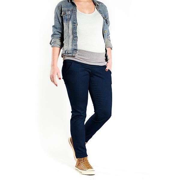 Tissu jeans Rocco – navy