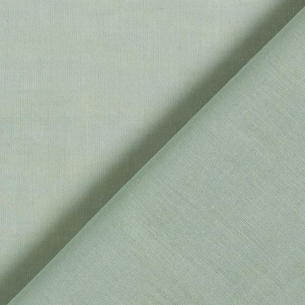 Batiste de coton Uni – roseau