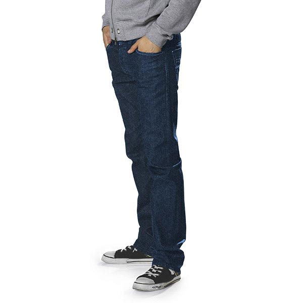 Pure Denim – bleu jean