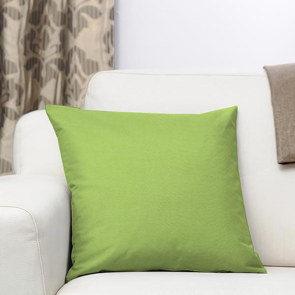 Tissu de décoration Canvas – vert pomme
