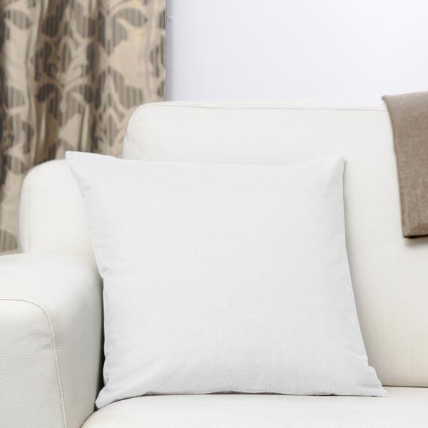 Tissu de décoration Canvas – blanc