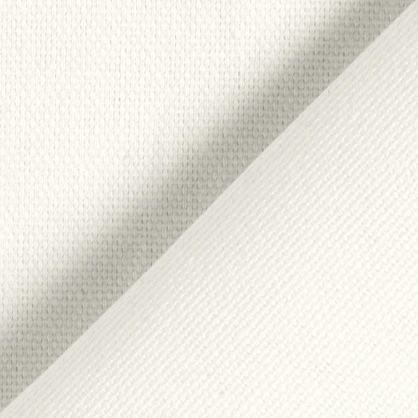 Dekostoff Canvas – wollweiss