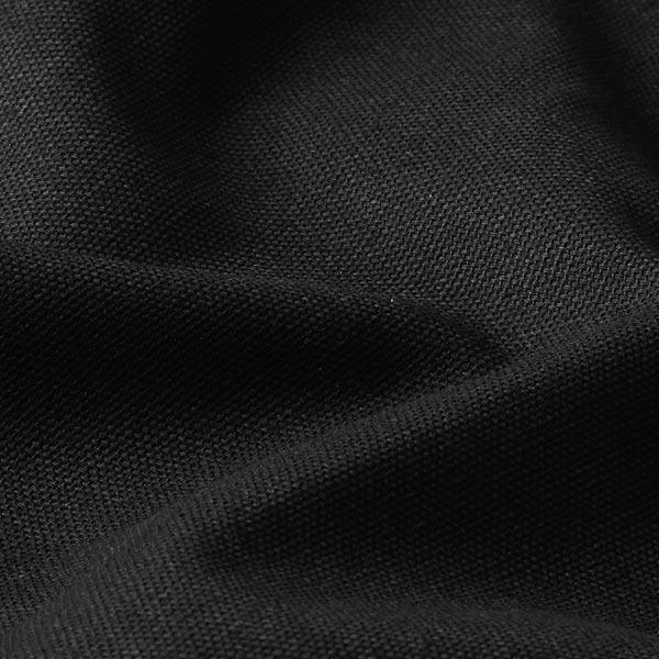 Tissu de décoration Canvas – noir