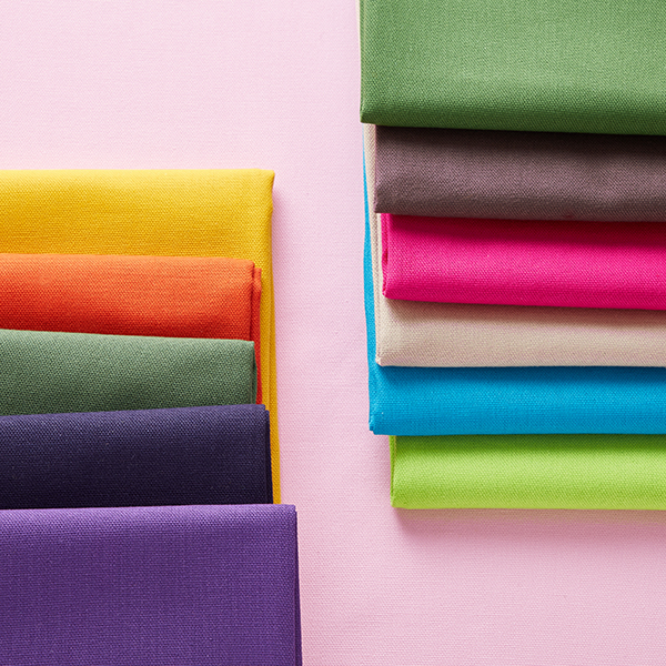 Tissu de décoration Canvas – turquoise
