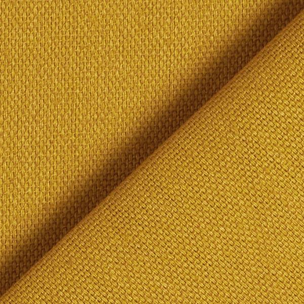 Tissu de décoration Canvas – moutarde