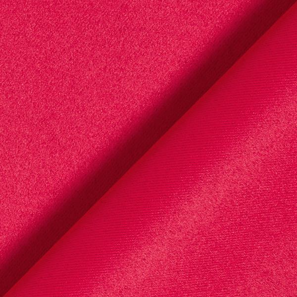 Tissu opaque – rouge
