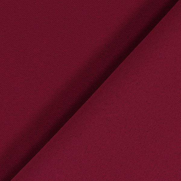 Tissu opaque – aubergine