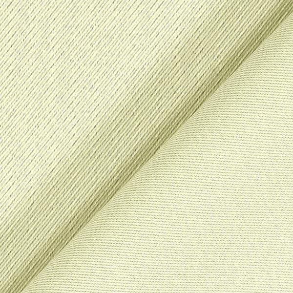 Tissu opaque – crème