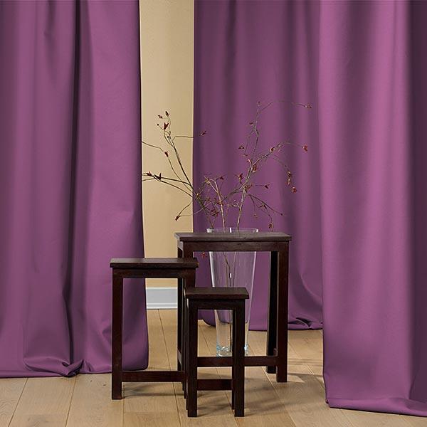 Tissu opaque – lilas
