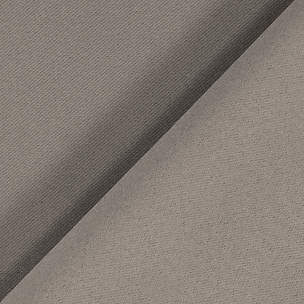 Tissu opaque – gris foncé