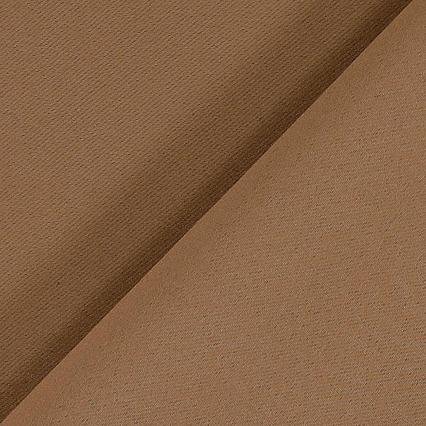 Tissu opaque – marron moyen