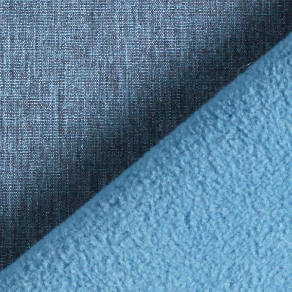 Softshell chiné – bleu jean