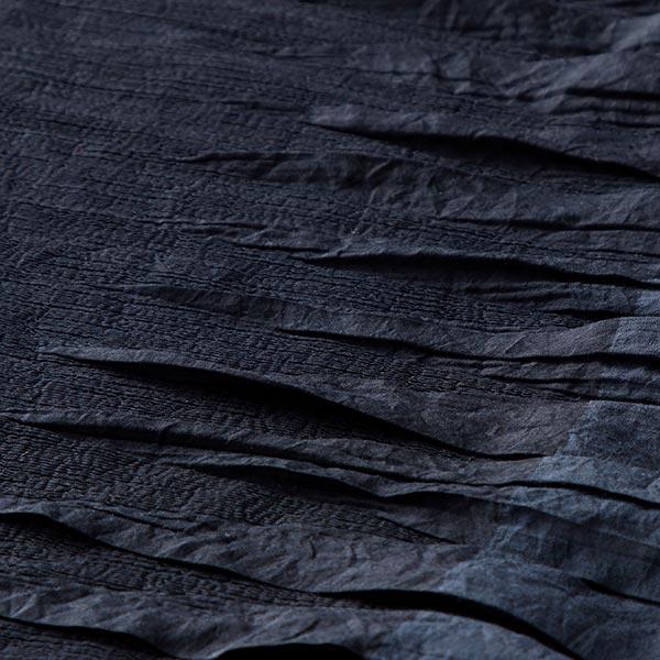 Panel robes et jupes Rayures – bleu marine