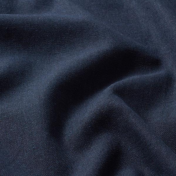 Tissu en viscose Lin – navy