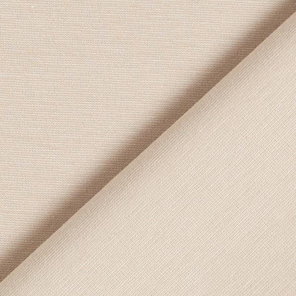 Jersey romanite Coton Uni – dune