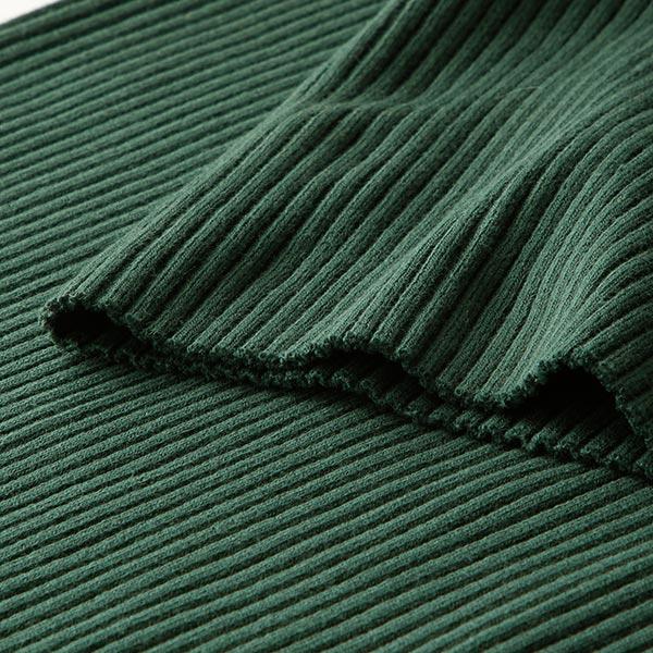 Petite ceinture de veste Heavy Hipster Cuff – vert foncé