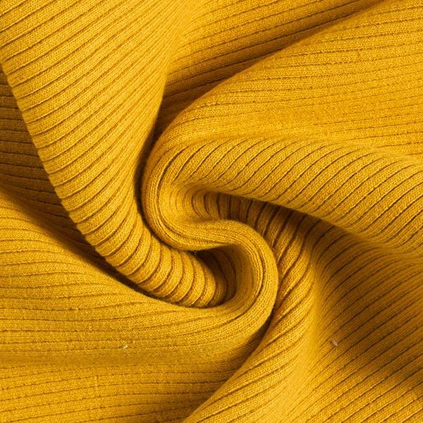 Petite ceinture de veste Heavy Hipster Cuff – moutarde