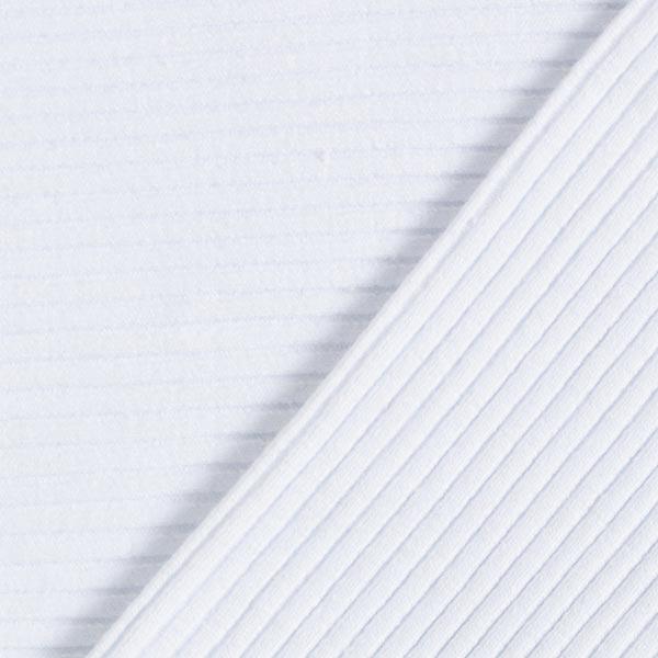 Petite ceinture de veste Heavy Hipster Cuff – blanc