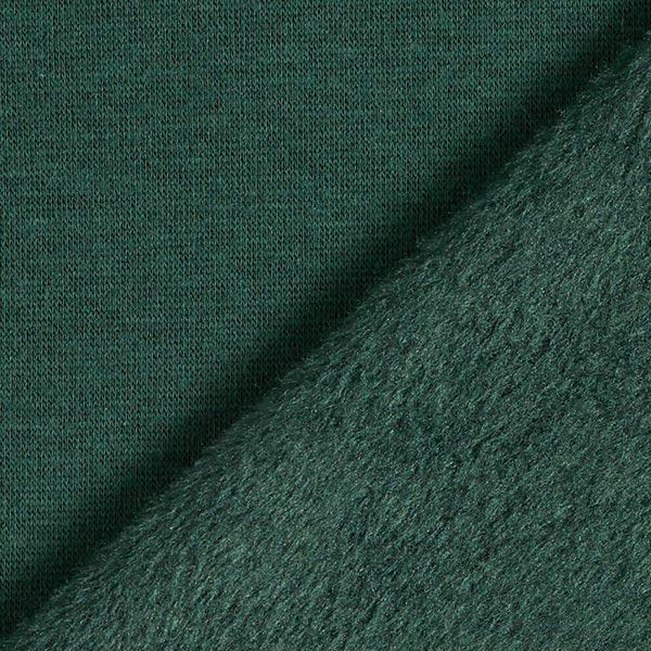 Polaire alpin Sweat douillet Uni – vert foncé