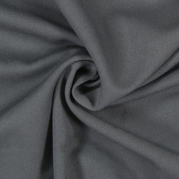 Bi-Stretch Gabardine – gris schiste