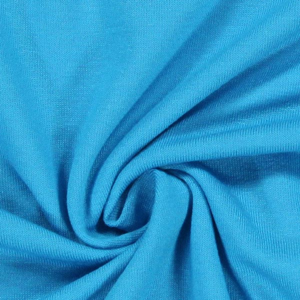 Jersey viscose léger – turquoise