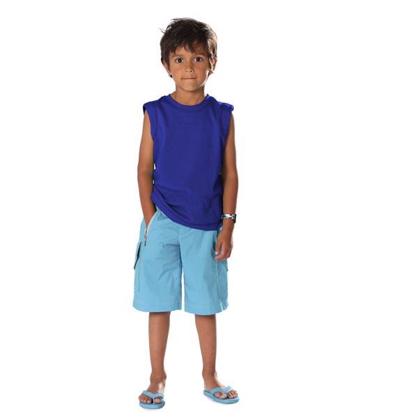 Jersey viscose léger – bleu roi