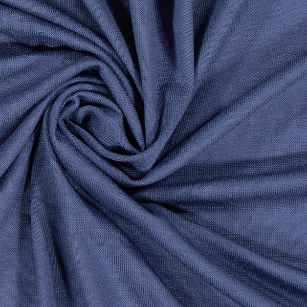 Jersey viscose léger – bleu jean
