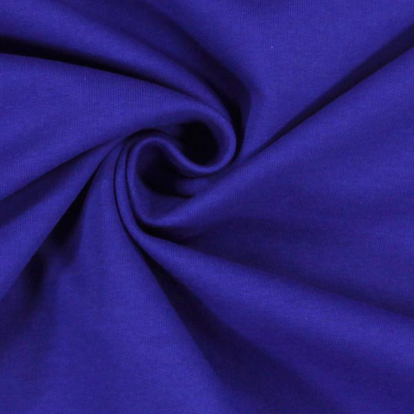 French Terry Premium – bleu roi