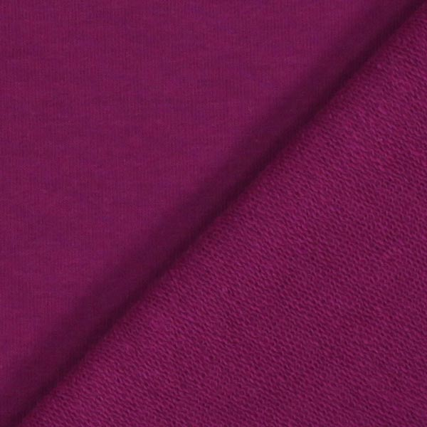 French Terry Premium – violet