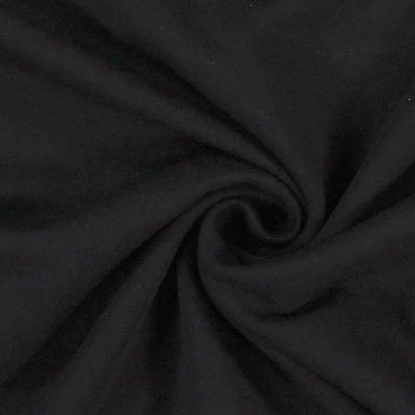 French Terry Premium – noir