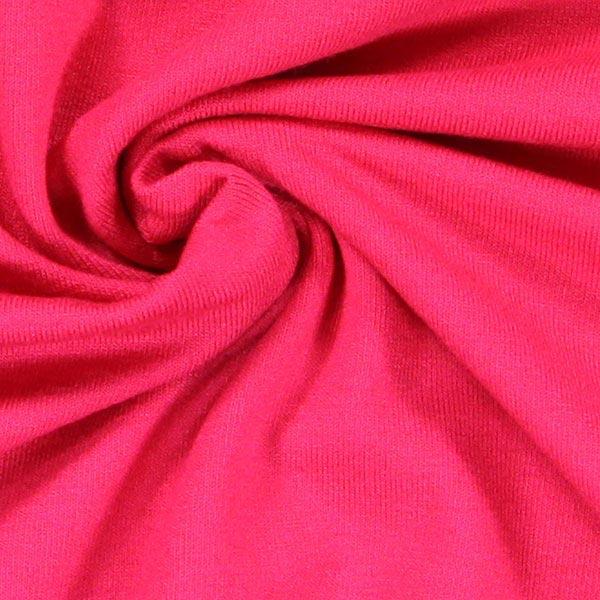 Jersey viscose Médium – rose sexy