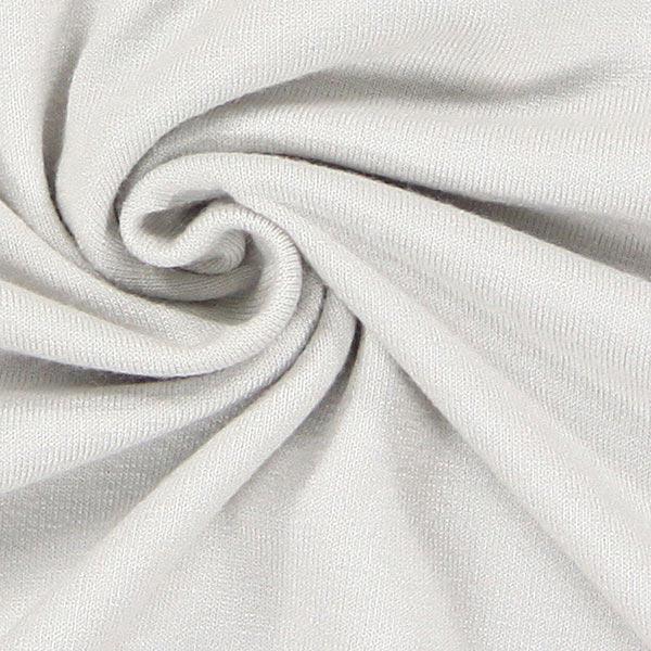 Jersey viscose Médium – gris clair