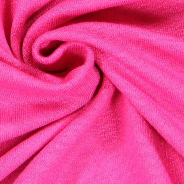 Jersey viscose Médium – rose vif