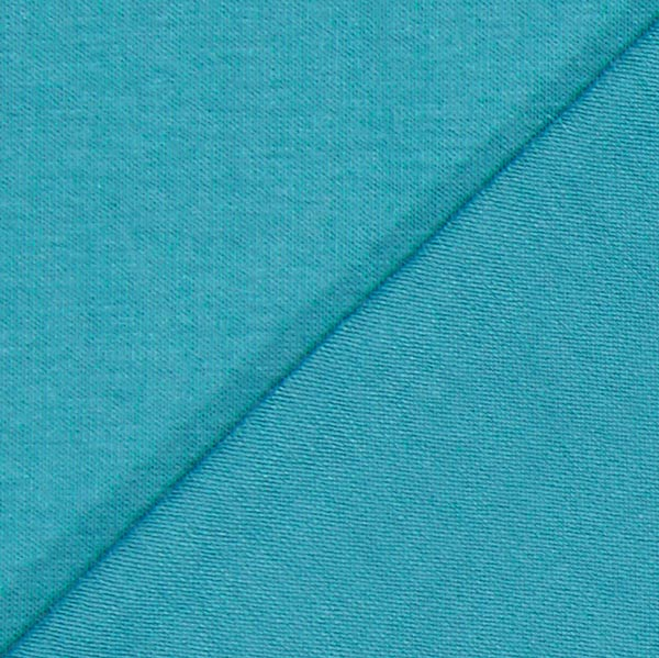 Jersey viscose Médium – turquoise