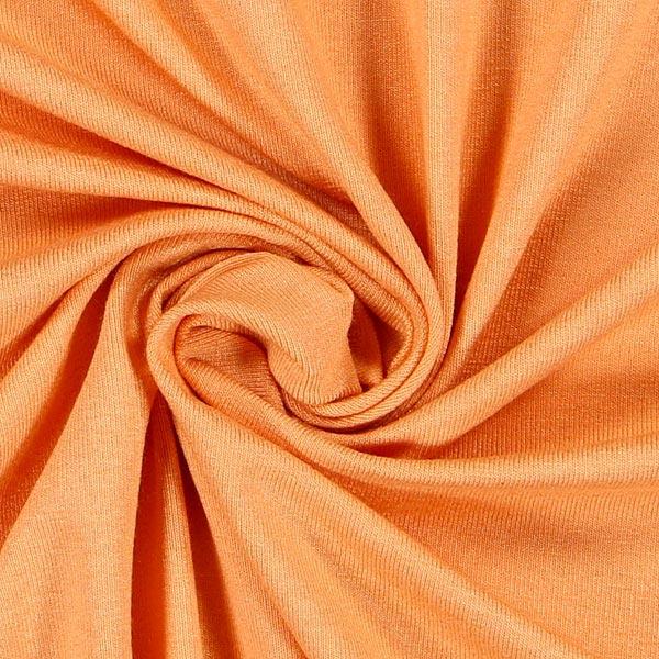 Jersey viscose Médium – orange