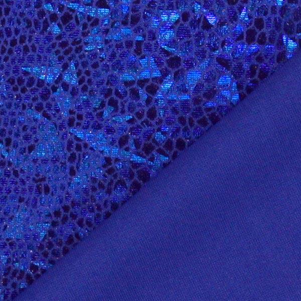 Snake Foil – bleu roi