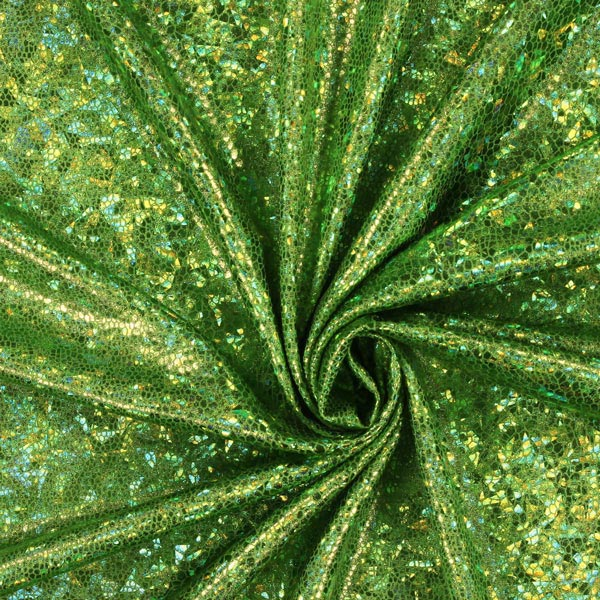 Snake Foil – vert clair