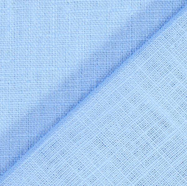 Lin, moyen – bleu clair
