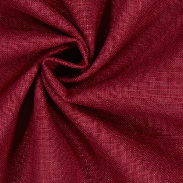 Lin, moyen – rouge bordeaux