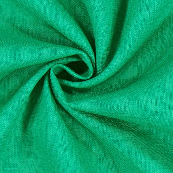 Lin, moyen – vert